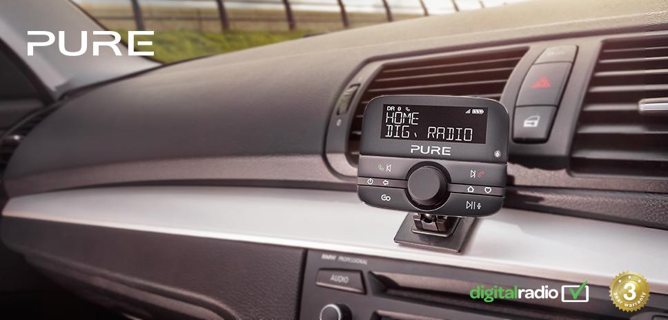 PURE Highway In Car DAB Digital Radios at Halfords : halfords amp wiring kit - yogabreezes.com